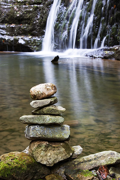 Sei im Fluss mit Dir selbst